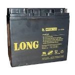Long Battery 12V - 20AH Fits Castelgarden, Mountfield, Stiga, Alpina, Ride-on Lawnmowers